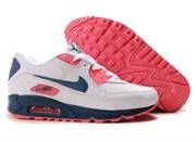 Nike Air Max 90 Women's бело-персиковые