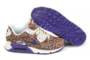 Nike Air Max 90 (Flower Art Series Violet)