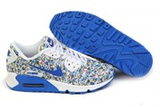 Nike Air Max 90 (2014 Flower Art Series Blue)