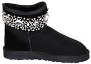 УГГИ UGG AUSTRALIA & JIMMY CHOO CRYSTALS BLACK