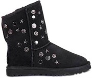 UGG & JIMMY CHOO STARLIT BLACK