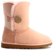UGG BAILEY BUTTON PINK