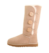 UGG BAILEY BUTTON TRIPLET SAND 1