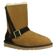UGG SHORT BLAISE CHESTNUT