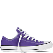 Converse All Star Low Electric Purple