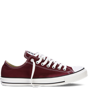 Converse All Star Low Burgundy