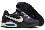 Nike Air Max Skyline winter (Black White Blue)