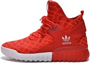 Adidas Tubular High (Red)