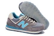 """New Balance 574 """"Island"""" Pack (Grey/Aqua)"""