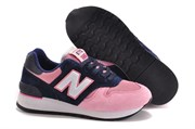 New Balance 670 Women (Dark Blue/Pink)