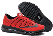 Nike Air Max 2016 Men (BlackRed)