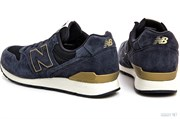 New Balance 996 DarkBlue-Gold