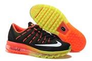 Nike Air Max 2016 Black Orange Yellow Red