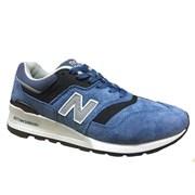 new balance 997 (Blue)
