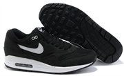 Nike Air Max 1 (87) Men (BlackBlackWhite)