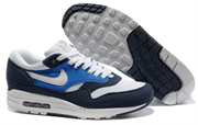 Nike Air Max 1 (87) Men (NavyVivid Blue)