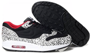 Nike Air Max 1 (87) Men Atmos Elephant Pack (BlackRedWhite)