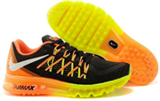 Nike Air Max 2015 Men (BlackOrangeFluorescence-Green)