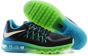 Nike Air Max 2015 Men (Royal BlueEmerald GreenBlack)