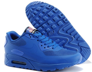 Nike Air Max 90 Hyperfuse (all Blue)