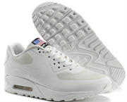 Nike Air Max 90 Hyperfuse (all White)