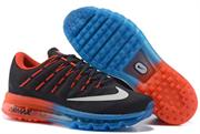 Nike Air Max 2016 (Blue LagoonBright Crimson)