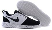 Nike Roshe Run (WhiteBlackWhite)
