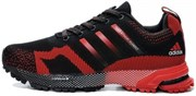 Adidas Marathon Flyknit Men (BlackRed)
