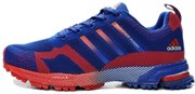 Adidas Marathon Flyknit Men (BlueRed)