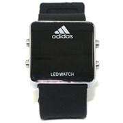 Часы Adidas (черные/белые)