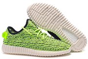 Adidas Yeezy 350 Boost  By Kanye West(Lime Green)