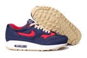 Nike Air Max 1 (87) Men Omega Pack (ObsidianSport RedVegas GoldWhite)