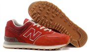New Balance 574 Gradient Pack (Red)
