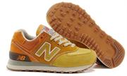 New Balance 574 Gradient Pack (Yellow Orange)