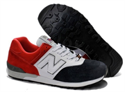 New Balance 576 Men (WhiteRed)