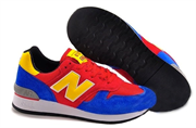 New Balance 670 (RedYellowBlue)