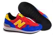 New Balance 670 (RedYellowBlue)