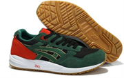 Asics Gel Saga Men (GreenRed)