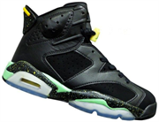 Nike Air Jordan 6 Retro men BLACK