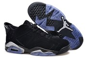 Nike Air Jordan 6 Retro men BLACK LOW