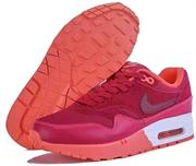 Nike Air Max 1 (87) Premium Women (Fuchsia ForseDeep GarnetBright Mango)
