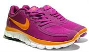 Nike Free Run 5.0 Lilac/Orange женские