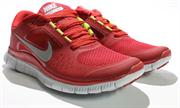 Nike Free Run 5.0 Red женские