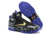 Nike LeBron 11 Men (Black-Joy/Blue-Gold)