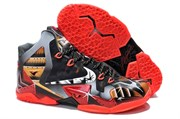 Nike LeBron 11 Men (Black/Red/White)