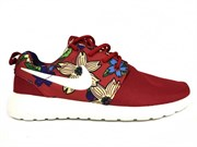 Nike Roshe Run Flowers red (Euro 36-40)