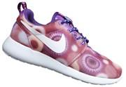 Nike RosheRun Flowers сиреневый (Euro 36-40)