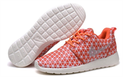 Nike Roshe Run Triangle Sequins оранжевые (Euro 36-40)