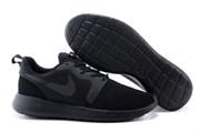Nike Roshe Run Hyperfuse QS Men (Triple Black)