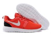 Nike Roshe Run QS Men (Red-Black)